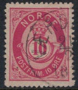 Norway #25  CV $4.50