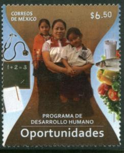 MEXICO 2664, $6.50P Oportunidades Social Program. MNH.
