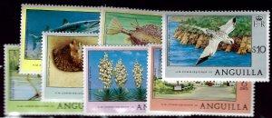 Anguilla #275-281 MNH VF SC$11.50....Grab a Bargain!