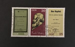 DDR 1968 #1006a Used