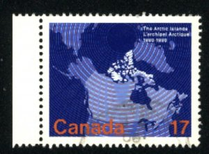 Can #847   -1    used VF 1980 PD
