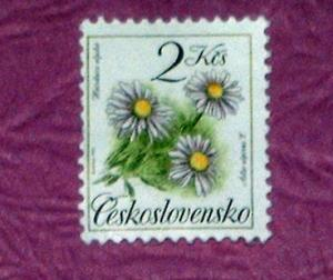 Czechoslovakia - 2840, MNH - Flower. SCV - $0.75