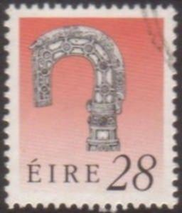 Ireland 1990 SG809 28p Lismore Crozier FU