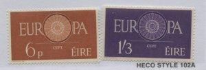 IRELAND  175-76   MNH