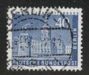Germany Berlin Occupation Scott 9N131 used 1957