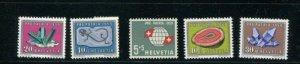 Switzerland #B282-6 Mint
