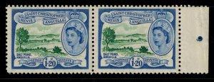 St Kitts Nevis 132 MNH F-VF PR
