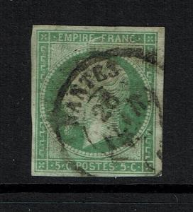 France SC# 13, Used, Mixed Condition, Torn, Few Thins - Lot 061317