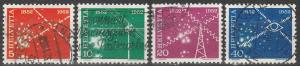 Switzerland #340-3  F-VF Used CV $5.75 (V603)