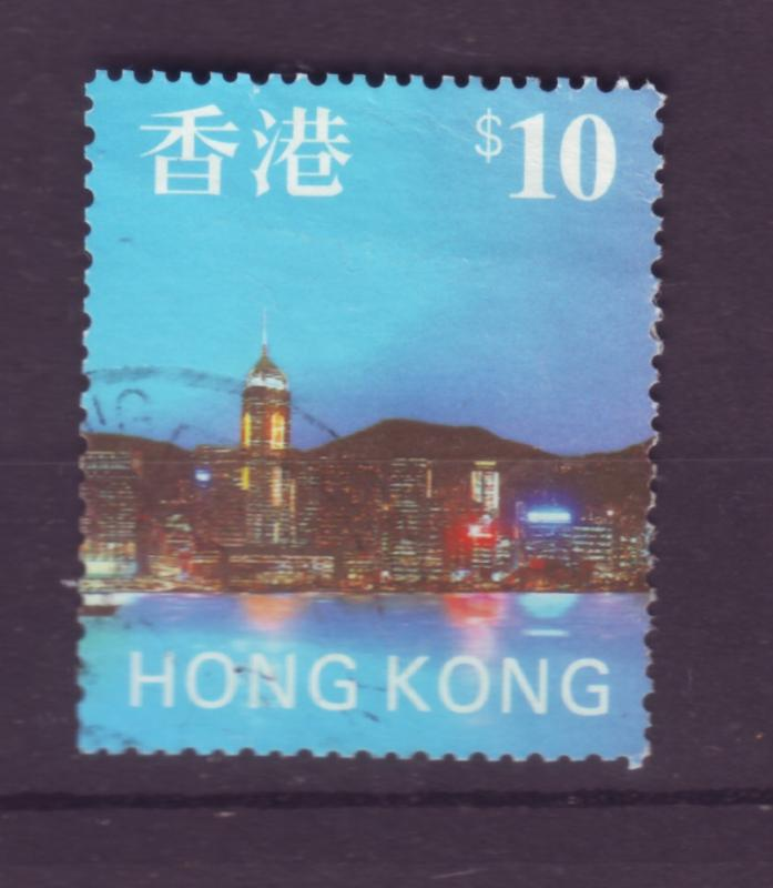 J18098 JLstamps [low price] 1997 hong kong used #776, $2.50 scv