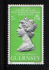 Guernsey  1978  MNH  Royal visit