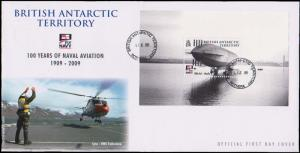 British Antarctic Territory Scott 409 Unaddressed.