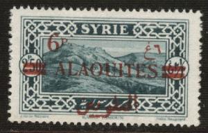 Alaouites Scott 40 MH* 1926