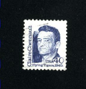 USA #2187  8 used  1986-94 PD .08