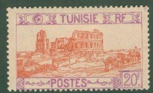 TUNISIA 113 MH CV$ 2.50 BIN$ 1.50