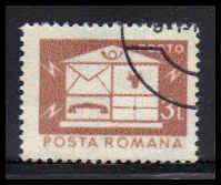 Romania Used Fine D36975