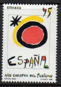 1990 Spain 2967 Artist / Joan Miro