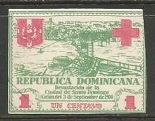 Dominican Republic RA5 VFU Y827-1