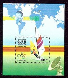 Guinea-Bissau 578 MNH 1984 Olympics    (ap6109)