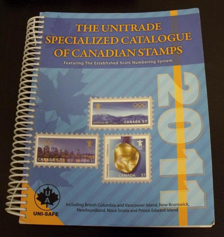 Unitrade   2011   Canada    Used, VG   Including Provinces