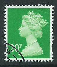 Great Britain - QE II Machin SG Y1686
