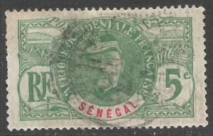 SENEGAL 60 VFU H821-1