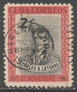 CUBA 491 VFU I498-2