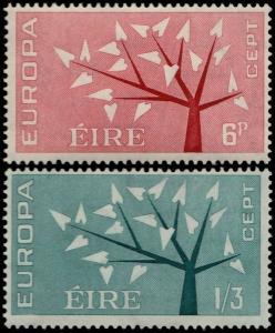 ✔️ IRELAND 1962 - EUROPA CEPT - SC. 184/185 MNH OG [IR0155]
