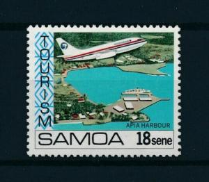 [98043] Samoa 1981 Aviation Aircraft From Set MNH