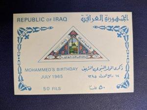 Iraq 384 XFNH, CV $8