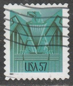 United States  3471a  (O)  2001