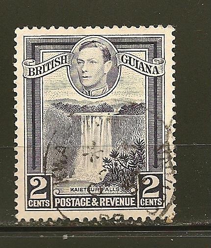 British Guiana 231 Kaieteur Falls Used