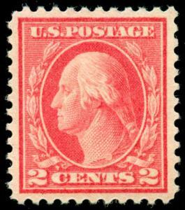 momen: US Stamps #461 Mint OG NH PSE Graded XF-SUP 95