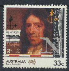 SG 974  SC# 951  Used  - Australian Settlement 2nd Issue