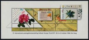 Netherlands B637a MNH Flowers, Filacept