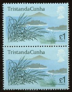 Tristan da Cunha  Sc #173, MNH.  Pair.  2017 SCV $22.00