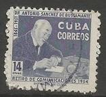 Cuba 546 VFU Z827-1