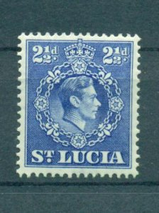 St. Lucia sc# 115 used cat value $.25