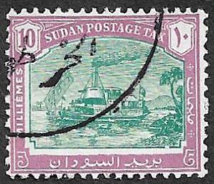 Sudan J14 2013 SCV $19.00