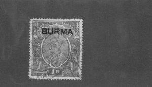Burma 13 USED CV$ 5.50 BIN$ 2.40