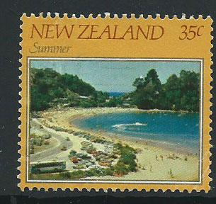 New Zealand SG 1266   Very Fine Used