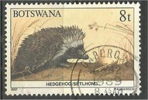 BOTSWANA, 1987, used 8t, Wildlife Conservation, Scott 410