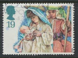 GB SG 1843 SC# 1572 Christmas  1994   Used   see details
