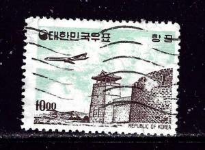 South Korea C28 Used 1962 issue