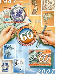 New Caledonia 1022 MNH .