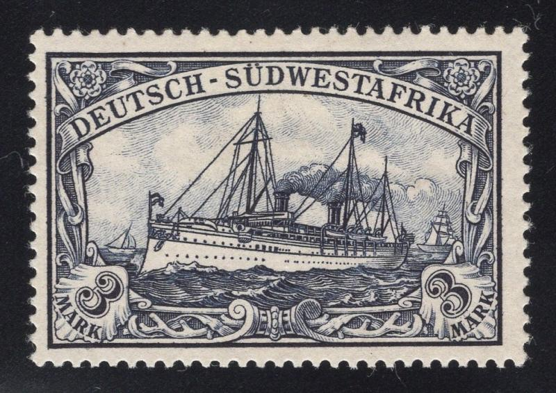 German Colony-South West Africa #24- Unused - L.H.