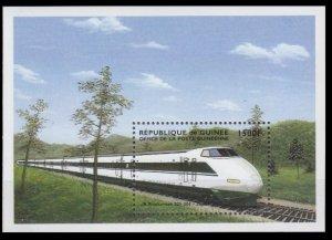 1998 Guinea 2188/B564 Locomotives 8,00 €