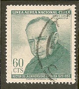 Chile   Scott  C258   Monsignor     Used