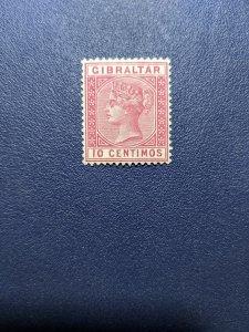 Gibraltar 30 VFMH, CV $5.50