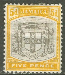 Jamaica; 1903: Sc. # 33: *-/MHH Single Stamp